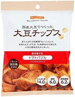 大豆チップス トマトバジル (35g)
