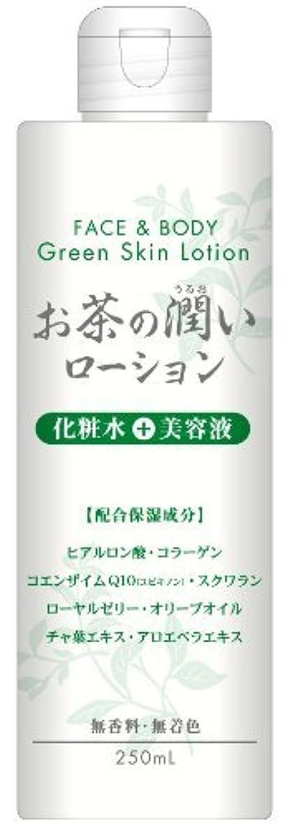 絶望配当マラウイお茶の潤い ローション 250ml ×10個セット