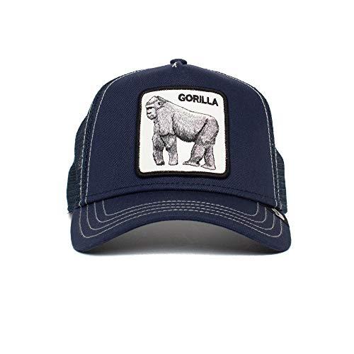 Goorin Bros. Gorra de béisbol, para Hombre, Bleu Marine ROI de la...