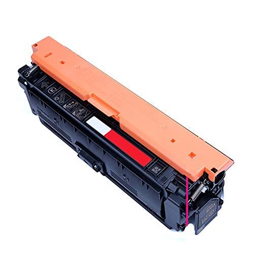 Para HP 508A Para HP Color Laserjet Pro M552 M553 Impresora Compatible Cartucho de tóner Impresora láser a color de repuesto con chip-black