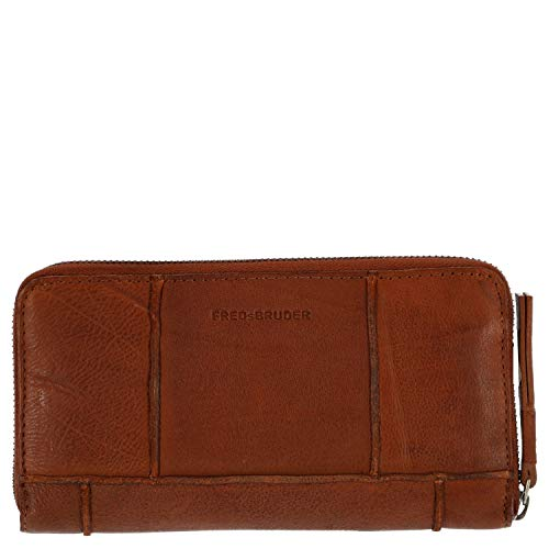 FREDsBRUDER Zippy Wallet Geldbörse Leder 20 cm