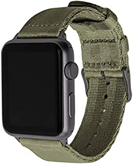 Archer Watch Straps Seat Belt Nylon Watch Bands for Apple Watch   Multiple Colors, 38mm, 42mm