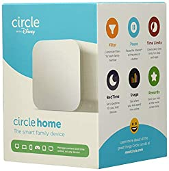 Circle recognizes and manages every device on your home WiFi.