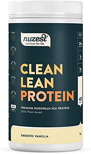 Nuzest Smooth Vanilla Clean Lean Protein - 40 servings