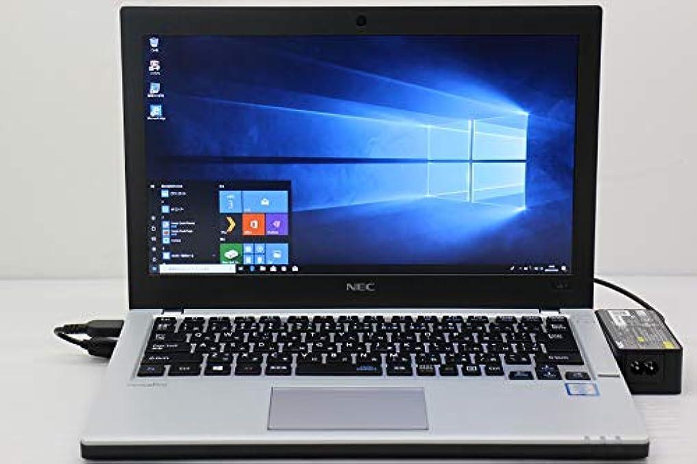 思想振動させる電球【中古】 NEC PC-VK245BZDT Core i5 6300U 2.4GHz/4GB/256GB(SSD)/12.5W/FHD(1920x1080)/Win10