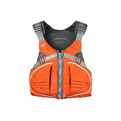 Stohlquist Women's Cruiser Life Vest Orange M/L
