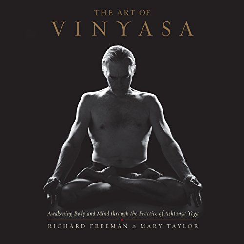 The Art of Vinyasa audiobook cover art