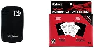 D'Addario Humiditrak and Humidipak Kit