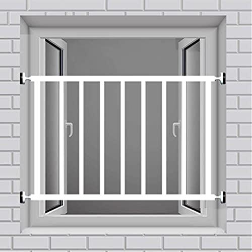 Puerta de mascota Ventana de seguridad Guardia Puerta de protección contra robo Grille Sin Punch Security Barras Mascotas PRUEBA...