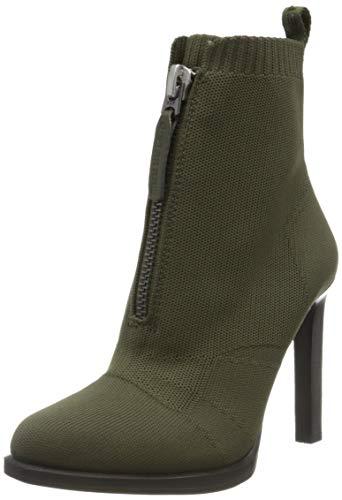 G-STAR RAW Damen Strett Heel Boot Stiefeletten, Mehrfarbig (Combat 9082-723), 41 EU