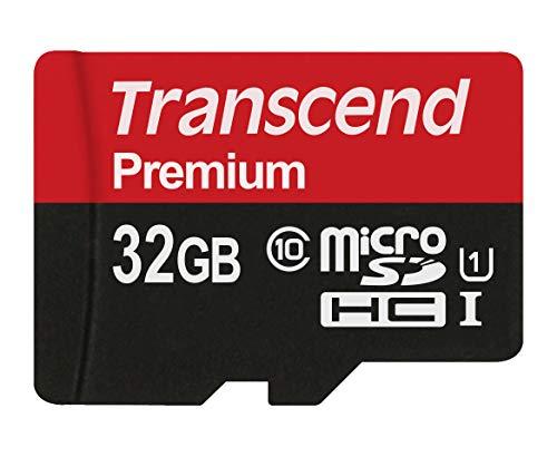 Transcend - Tarjeta microSD...