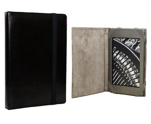 ANVAL Funda para EBOOK Sony PRS T2 Color Negro