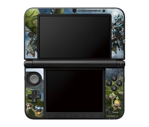 Hori MONSTER HUNTER 3 ULTIMATE Skin and Filter Set, 3DS XL - accesorios de juegos de pc (3DS XL)