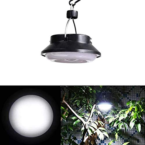 Allamp USB 10W Solar Recargable LED COB Tienda de campaña de la Linterna de luz DC12V LED de luz de Camping al Aire Libre portátil de Emergencia