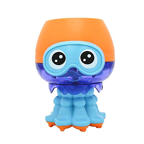 Great Price! Lihgfw Children's Water Toy Rotating Sprinkler Octopus Spray Water Shower Boy Girl Baby...