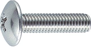 TRUSCO(トラスコ) トラス頭小ネジ ステンレス 全ネジ M5×15 65本入 B52-0515