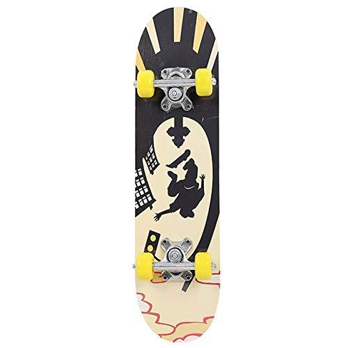 For Sale! KJH Skateboards, Complete Tech Deck Skateboards, Fashion Maple Skateboard Deck, for Teen S...