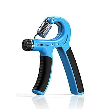 adjustable hand grip strengthener
