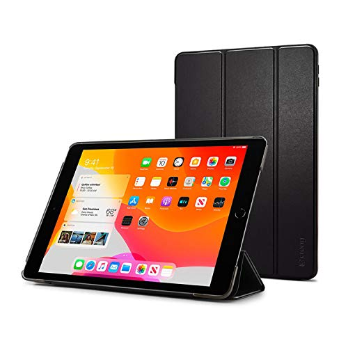Crong Litefolio Hülle leichte & Elegante Hülle für iPad 10,2
