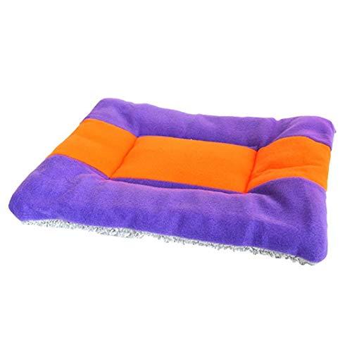 YZLSM Personalisierte Hundehütte Reizendes Haustier-waschbare Bett-Auflage-Kissen Katzen Oder Deluxe-Haustier-Bett-Kissen-Haustier-Auflage-Haustier-Bett