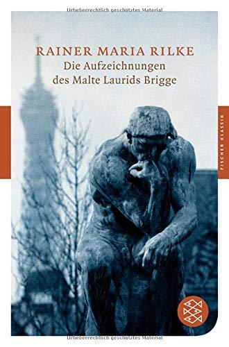Buchseite und Rezensionen zu 'Die Aufzeichnungen des Malte Laurids Brigge: Roman (Fischer Klassik)' von Rainer Maria Rilke
