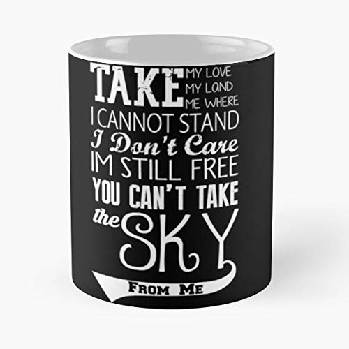 Serenity Firefly Scifi Cowboy Space China Mal Tv Browncoat - Best 11 Ounce Ceramic Mug - Classic Mug for Coffee, Tea, Chocolate or Latte