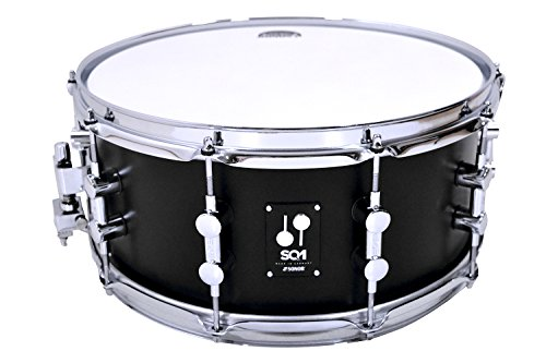 "SQ1 Snare Drum 14""x6,5"" GT Black"
