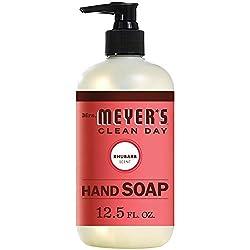 Mrs. Meyer´s Clean Day Liquid Hand Soap, Rhubarb, 12.5 fl oz