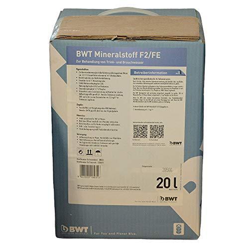 BWT Mineralstoff 20 l Kanister F2/FE