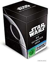 Star Wars 1 - 9 - Die Skywalker Saga [Blu-ray]
