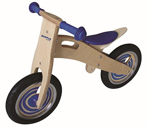 Ulysse Couleurs d'Enfance - 22005 - Vélo et Véhicule pour Enfant - Draisienne - Bleue