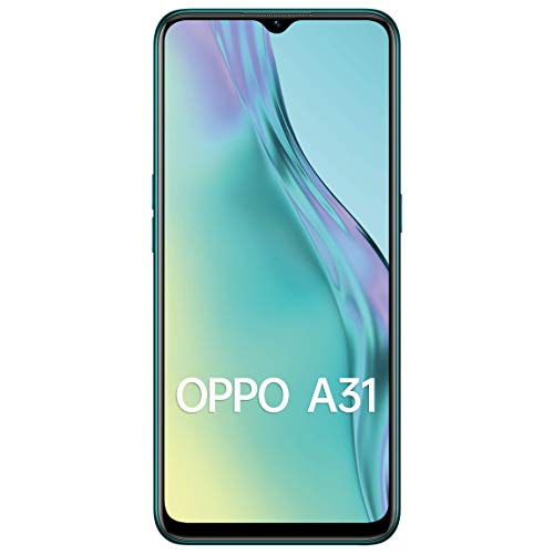 OPPO A31 (Lake Green, 4GB RAM, 64GB Storage) with No Cost EMI/Additional Exchange Offers