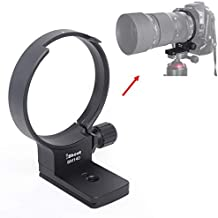 Camera Metal Tripod Mount Ring Lens Collar Holder for Sigma 100-400mm f/5-6.3 DG OS HSM Contemporary Lens, Built-in Arca-Swiss Type Quick Release Plate with 1/4 and 3/8 Screw Hole for Tripod Ball Head