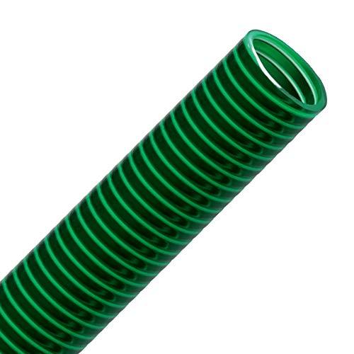 FLEXTUBE GR-SE 25mm (1 Zoll), Länge Meterware - PVC Spiralschlauch als Saugschlauch und Druckschlauch, Kälteflexibel bis -25°C