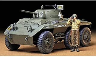 Tamiya Models M8 Greyhound Armored Car