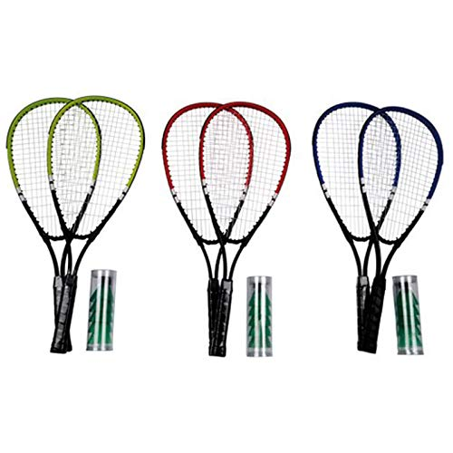 Smartweb 8 Teiliges Badmintonset Bad Minton Set Federballset Badminton Federball Set