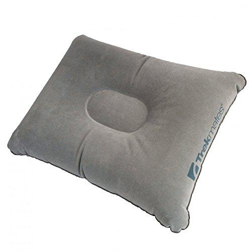 Trekmates Pillow opblaasbaar kussen reiskussen luchtkussen hoofdkussen 40x30x12