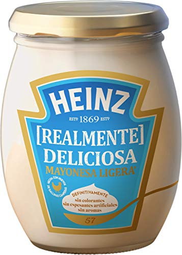 Heinz – Light Mayonaise 480 gr Voor het op smaak brengen van de lekkerste vleeswaren en salades – Heinz – Light…