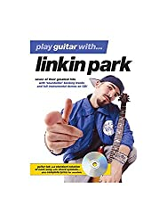 Play Guitar With... Linkin Park. Partitions, CD pour Tablature Guitare(Boîtes d\'Accord)