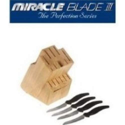 Miracolo lama coltello blocco