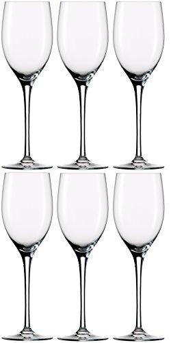 Eisch Weingläser 6er Set Melissa 547/2 - Universalgläser alle Weinsorten handgefertigt in der Eischmanufaktur