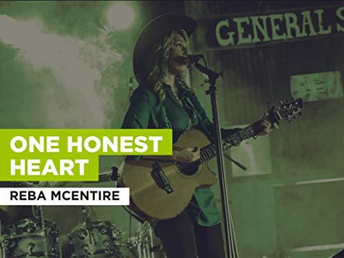 One Honest Heart al estilo de Reba McEntire
