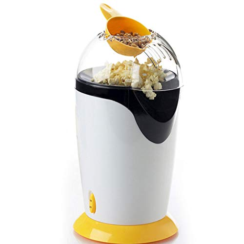 Draagbare elektrische Popcorn Maker Hot Air Popcorn Making Machine Kitchen Desktop Mini Klussen Corn Maker 220V Eu Plug