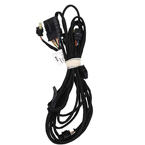 Sonline ArnéS de Cableado del Sensor de Estacionamiento del Parachoques Delantero del Coche Cable PDC Apto para Mercedes GLC W253 A2535402900