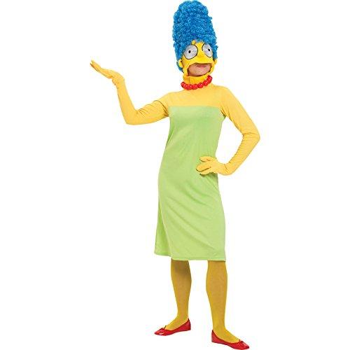 Disfraz Marge Simpson para adulto