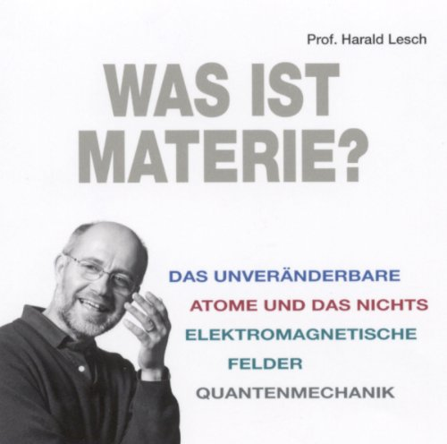 Was ist Materie? audiobook cover art