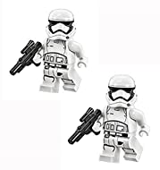 This small Lego mini figure is suitable as a children's toy, as well as for adult collectors and fans of all ages. You can use the lego figures optimally to install them individually or use another set. It is also ideal as a gift. The Lego Star Wars ...