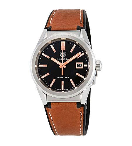Tag Heuer Carrera WBG1311.FT6116 - Reloj con esfera negra