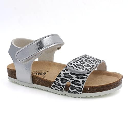 Billowy - Sandalen für Mädchen - A-7047C01, Silber - silber - Größe: 30 EU