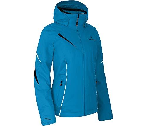 Bergson Damen Skijacke Destiny, Methyl Blue [349], 50 - Damen